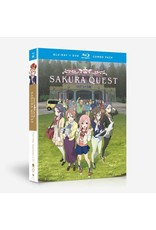 Funimation Entertainment Sakura Quest Part 1 Blu-Ray/DVD*