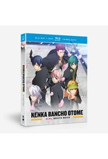 Funimation Entertainment Kenka Bancho Otome Girl Beats Boys Blu-Ray/DVD