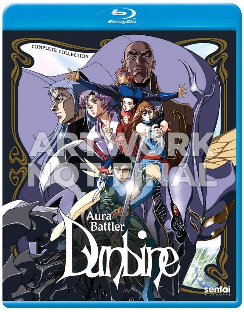 Sentai Filmworks Aura Battler Dunbine Blu-Ray