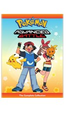 Viz Media Pokemon Advanced Battle (Season 8) DVD