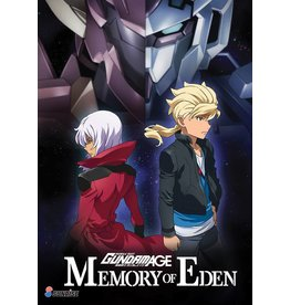 Nozomi Ent/Lucky Penny Mobile Suit Gundam AGE Memory of Eden OVA DVD