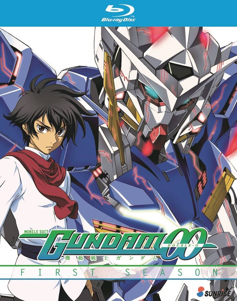 Nozomi Ent/Lucky Penny Mobile Suit Gundam 00 Collection 1 Blu-Ray