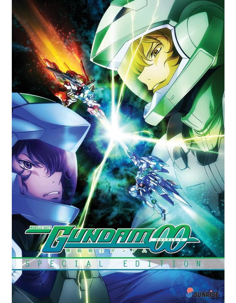 Nozomi Ent/Lucky Penny Mobile Suit Gundam 00 Special Edition OVA DVD