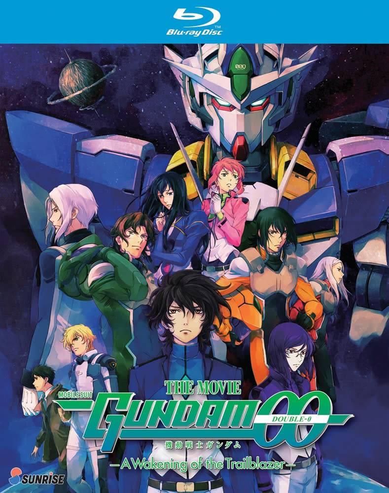 Nozomi Ent/Lucky Penny Mobile Suit Gundam 00 Awakening Of The Trailblazer Movie Blu-Ray