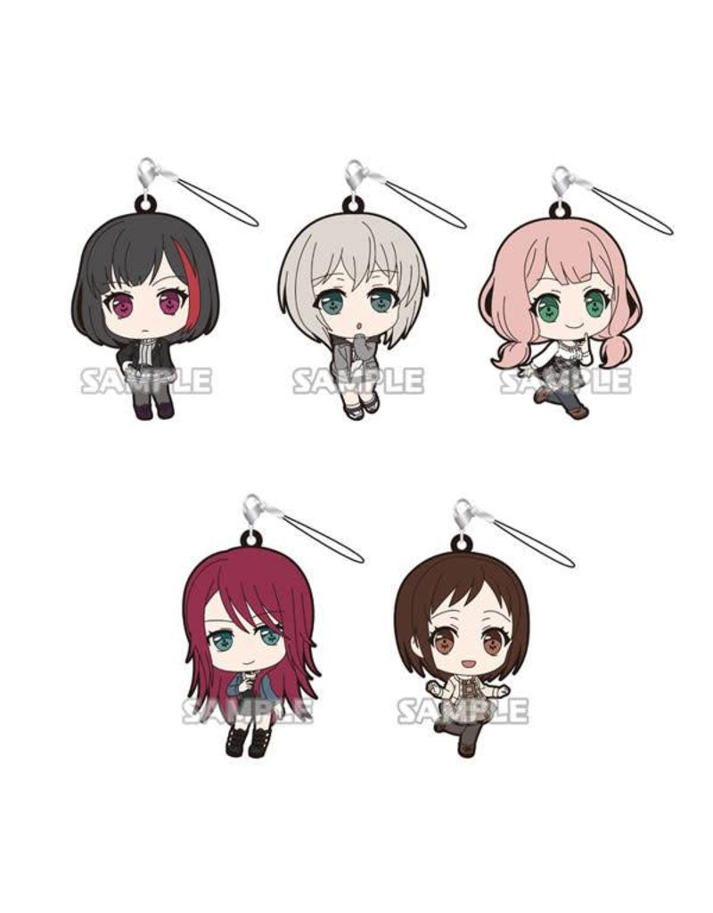 Bushiroad BanG Dream! Afterglow Rubber Straps