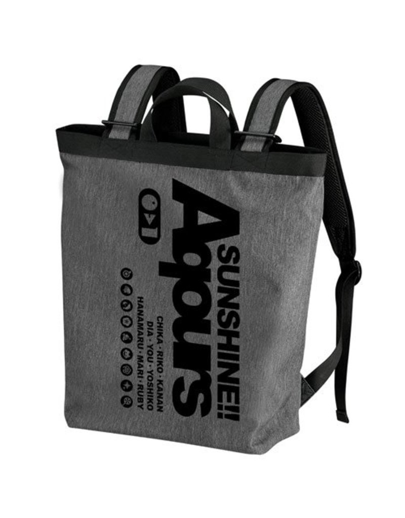 Cospa Aqours Backpack/Tote Bag Cospa