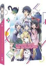 Funimation Entertainment In Another World With My Smartphone Blu-Ray/DVD LE