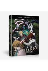 Funimation Entertainment Garo the Movie Divine Flame Blu-Ray/DVD