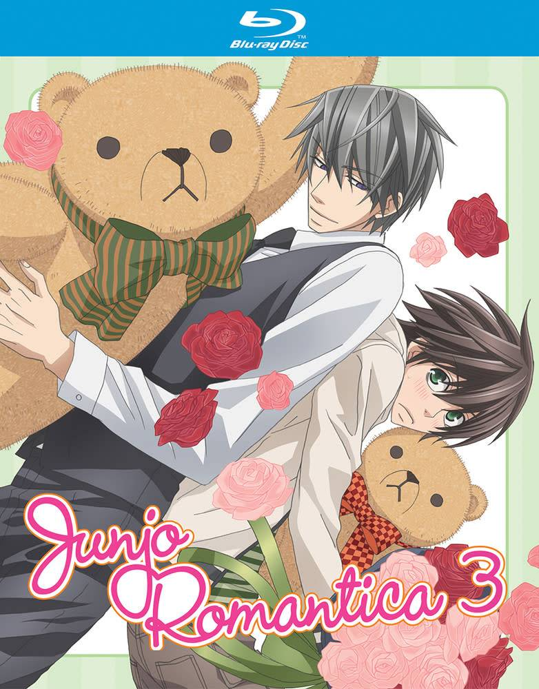 Nozomi Ent/Lucky Penny Junjo Romantica Season 3 Blu-Ray
