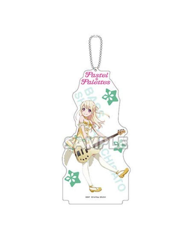 Bushiroad BanG Dream Acrylic Stand Keychain (Pastel Palettes)