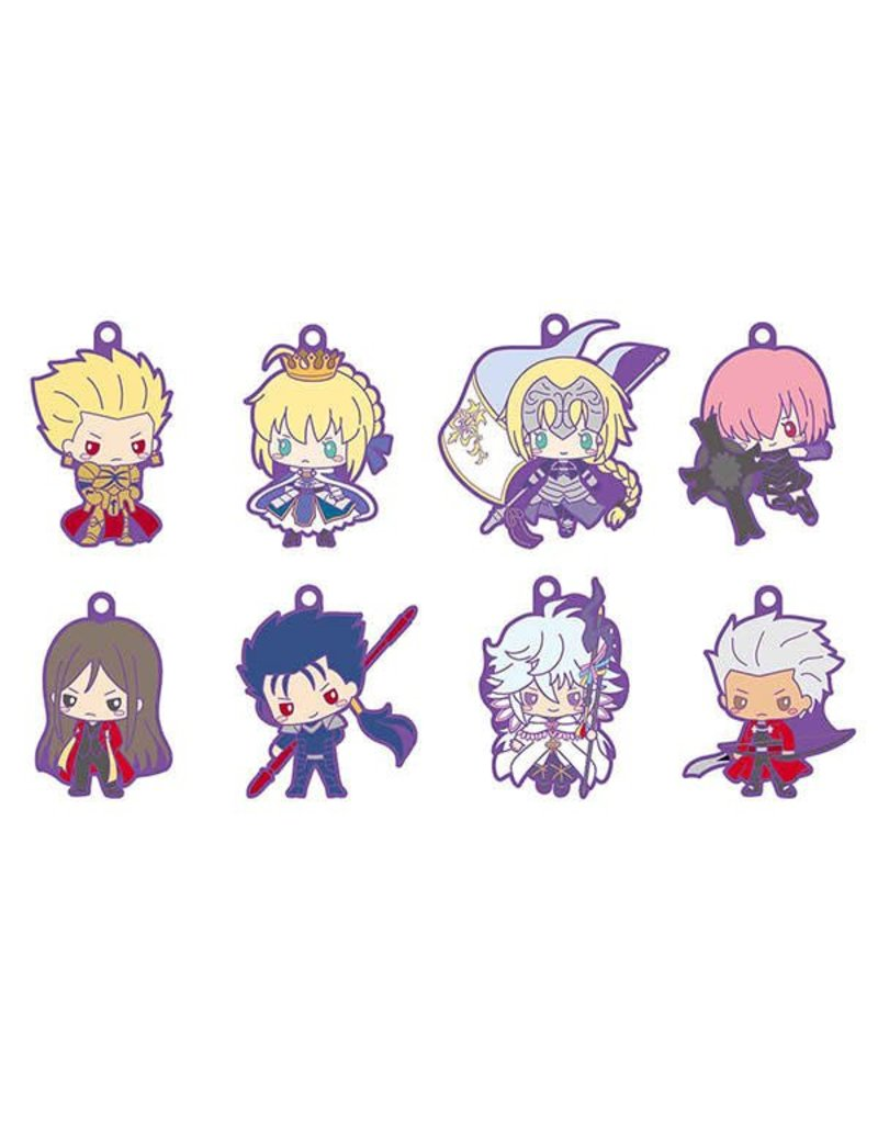Megahouse Fate/Grand Order Sanrio Rubber Charms Vol. 1