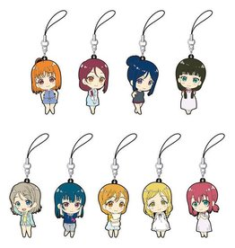 Love Live! Sunshine!! Pajamas Set Rubber Strap Movic Box