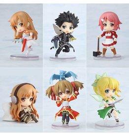 Sword Art Online Niitengo DX Figurines Full Box