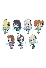 Idolm@ster Stella Stage Niitengomu Vol. 2 Rubber Charm Full Box