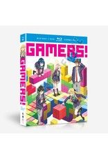 Funimation Entertainment Gamers! Blu-Ray/DVD