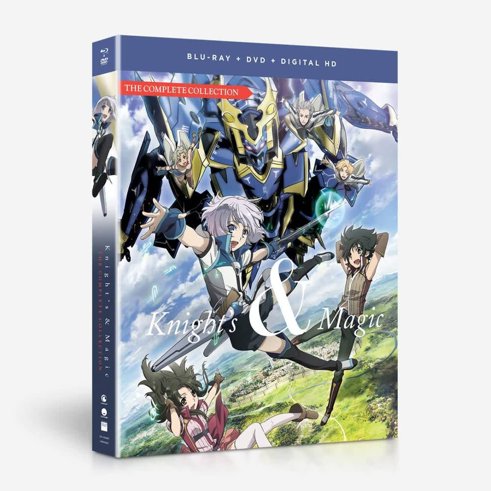 Funimation Entertainment Knights and Magic Blu-Ray/DVD