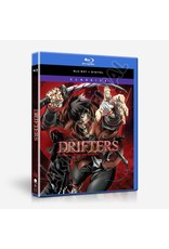 Funimation Entertainment Drifters Complete Series Classics Blu-Ray