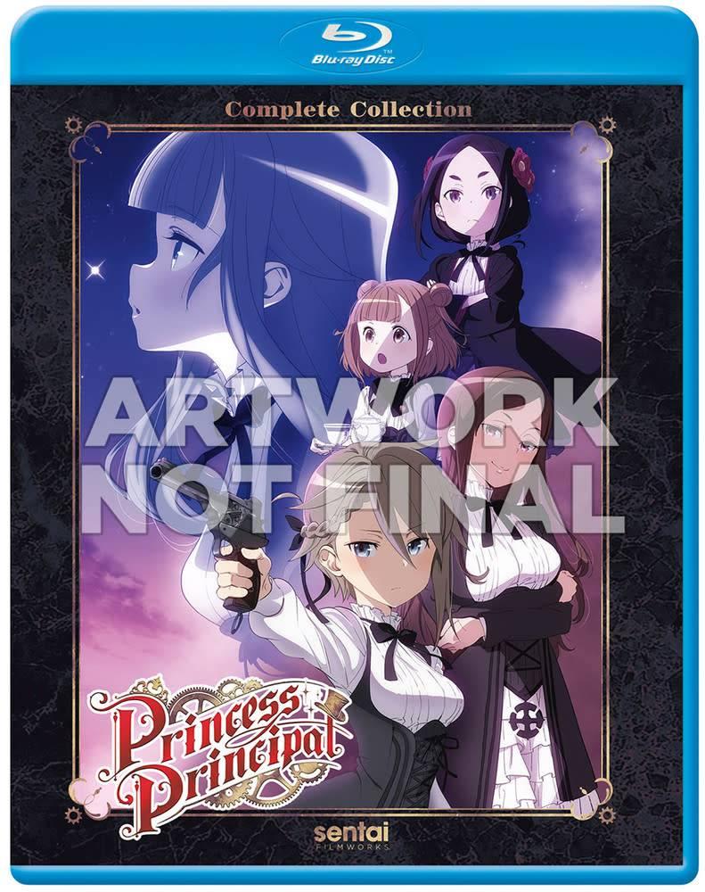 Sentai Filmworks Princess Principal Blu-Ray