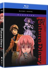 Funimation Entertainment Future Diary, The Complete Series + OVA Classics Blu-Ray