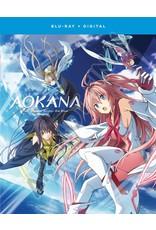 Funimation Entertainment AOKANA Four Rhythm Across The Blue Blu-Ray*