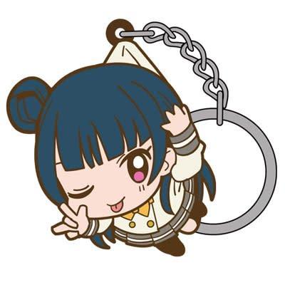 Cospa Love Live! Sunshine!! Tsummare Keychain