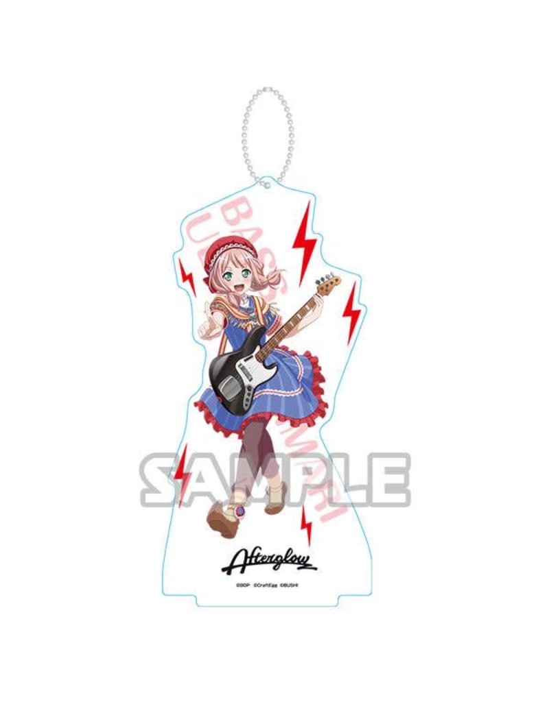 Bushiroad BanG Dream Acrylic Stand Keychain (Afterglow) Vol. 2