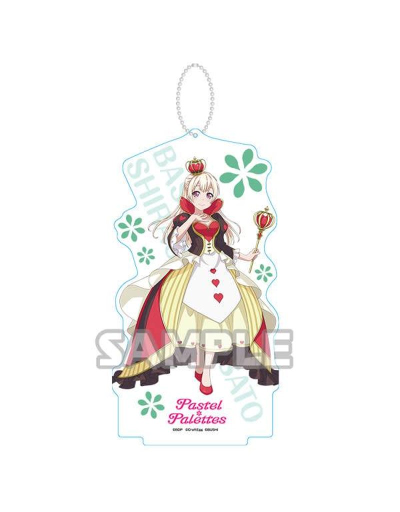 Bushiroad BanG Dream Acrylic Stand Keychain (Pastel Palettes) Vol. 2