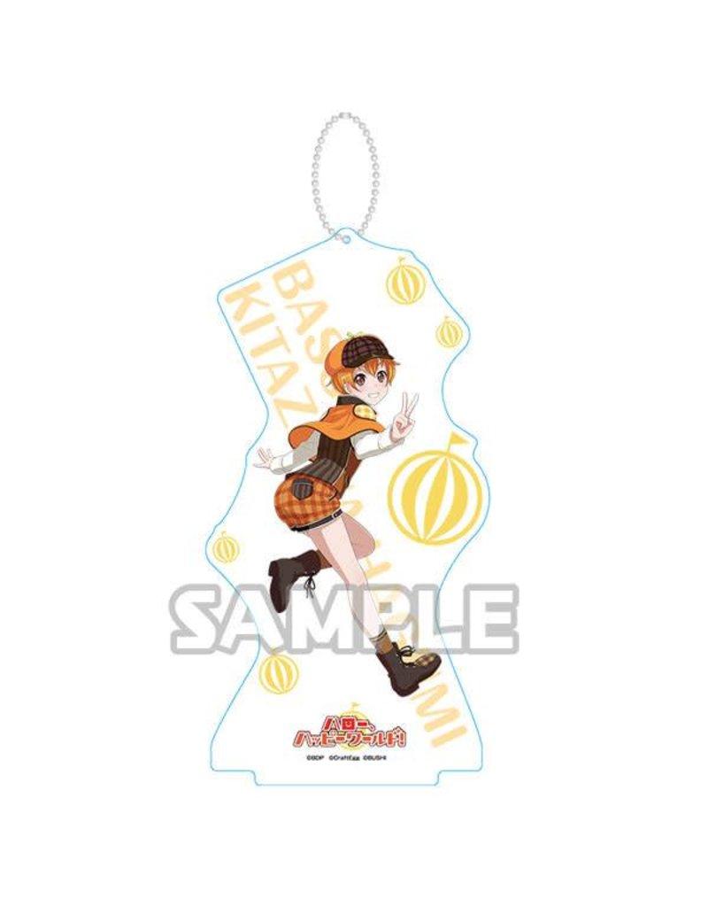 Bushiroad BanG Dream Acrylic Stand Keychain (Hello, Happy World) Vol. 2