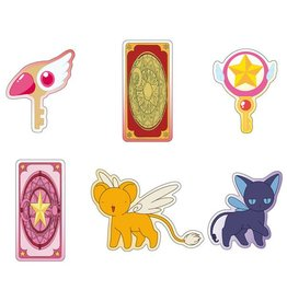 Cardcaptor Sakura Pin Full Box