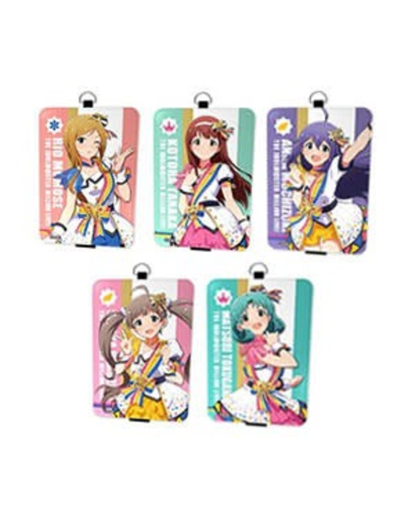Bandai Namco Idolm@ster MLTD 1st Anniv. Pass Case (AS)