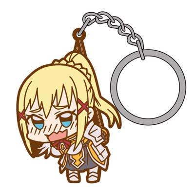 Cospa Konosuba Tsummare Keychain