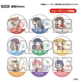 Bushiroad Revue Starlight Can Badge Bushiroad