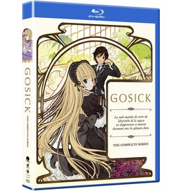 Funimation Entertainment Gosick Complete Series Blu-Ray*