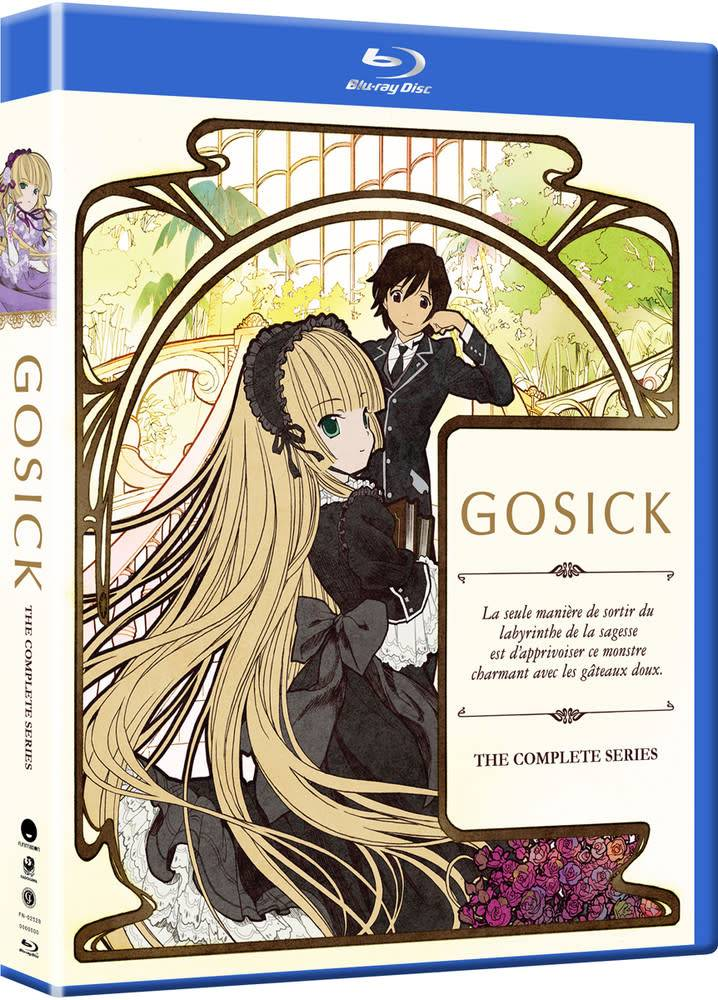 Funimation Entertainment Gosick Complete Series Blu-Ray