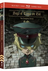 Funimation Entertainment Saga Of Tanya The Evil Blu-Ray/DVD