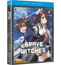 Funimation Entertainment Brave Witches Blu-Ray/DVD*
