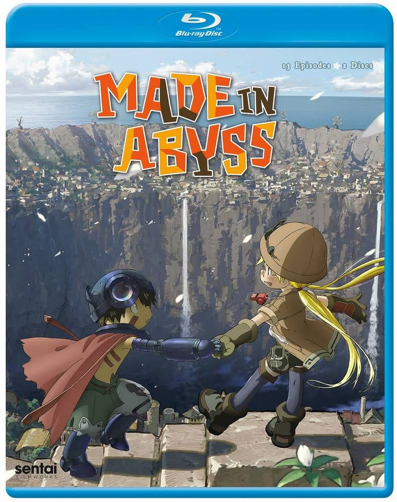 Sentai Filmworks Made in Abyss Blu-Ray