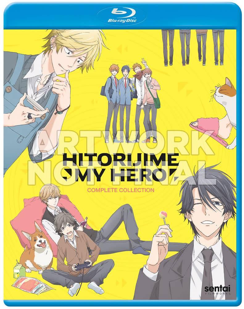 Sentai Filmworks Hitorijime My Hero Blu-Ray