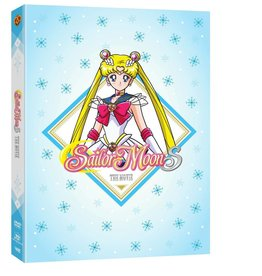 Viz Media Sailor Moon S The Movie DVD