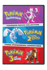 Viz Media Pokemon Movies 1-3 DVD
