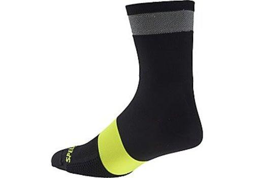 Specialized Specialized Reflect Tall Sock Black