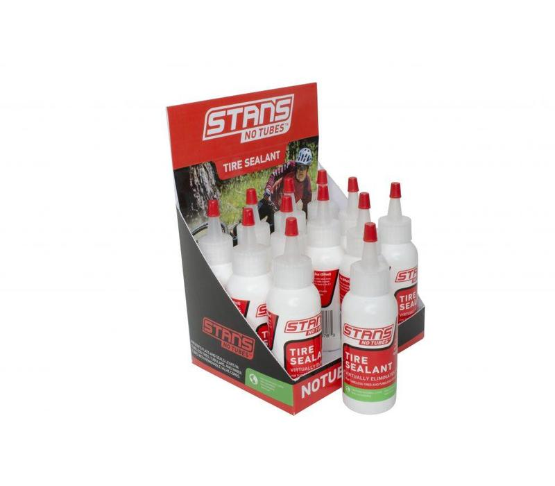 Stans NoTubes Tyre Sealant - 2 Oz single bottle