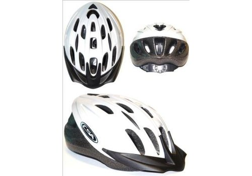 CSA Helmet Chaser Small/Medium 54-58cm Silver