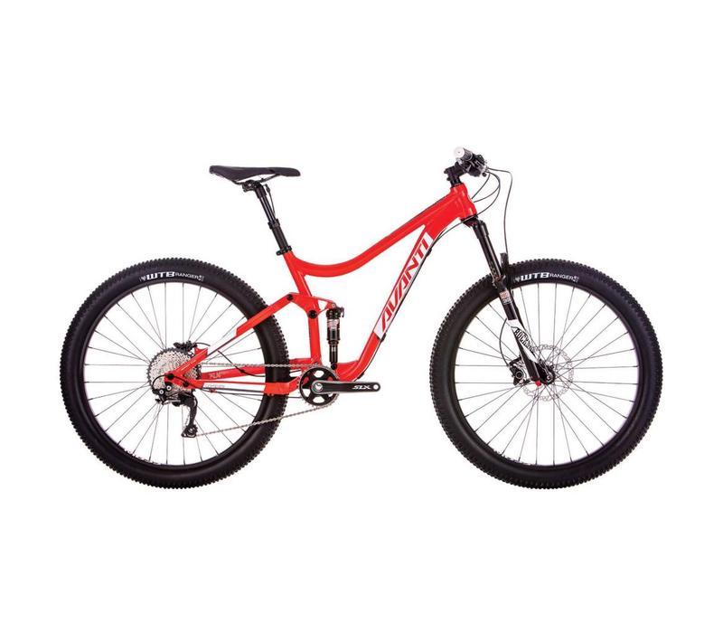 Avanti Competitor S Plus 2 Red