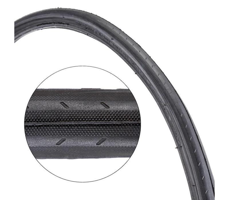 Kenda K191 Koncept Wire Bike Tyre 700x23 Black