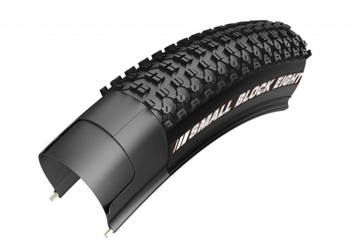 Kenda Kenda Small Block 8 Wire Mountain Bike Tyre 20X1.3/8