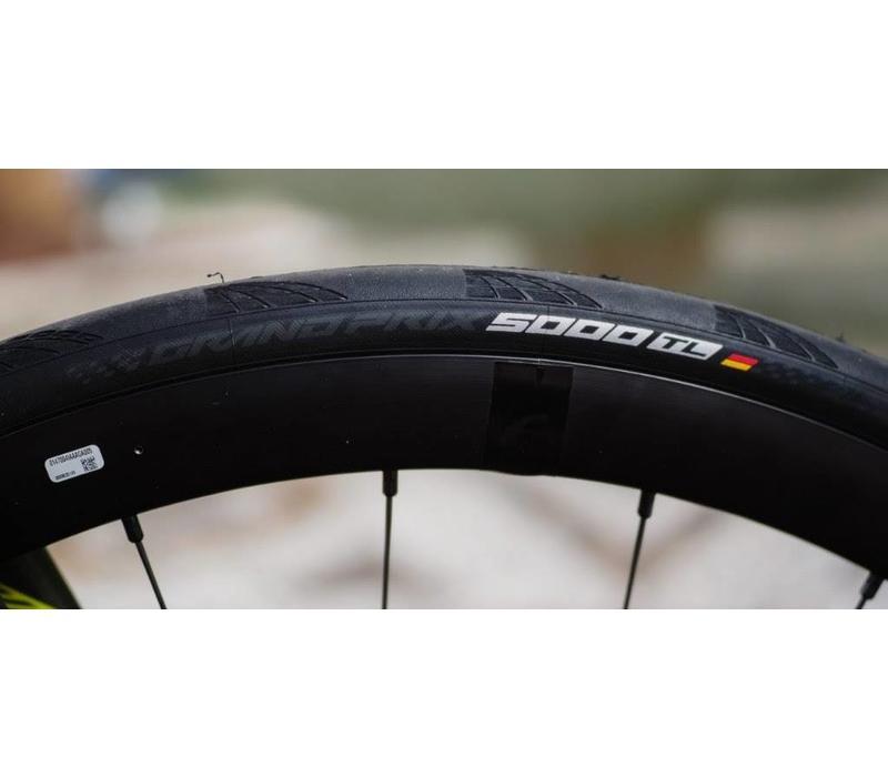 Continental GP 5000 S 700x28c Folding Road Tyre Black
