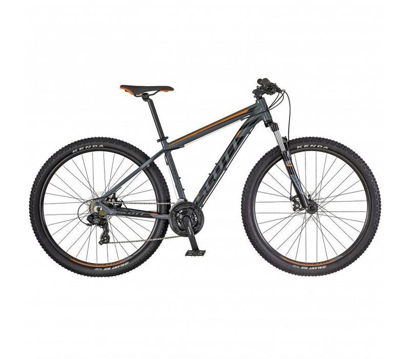 Scott Aspect 970 Bike Grey/Orange