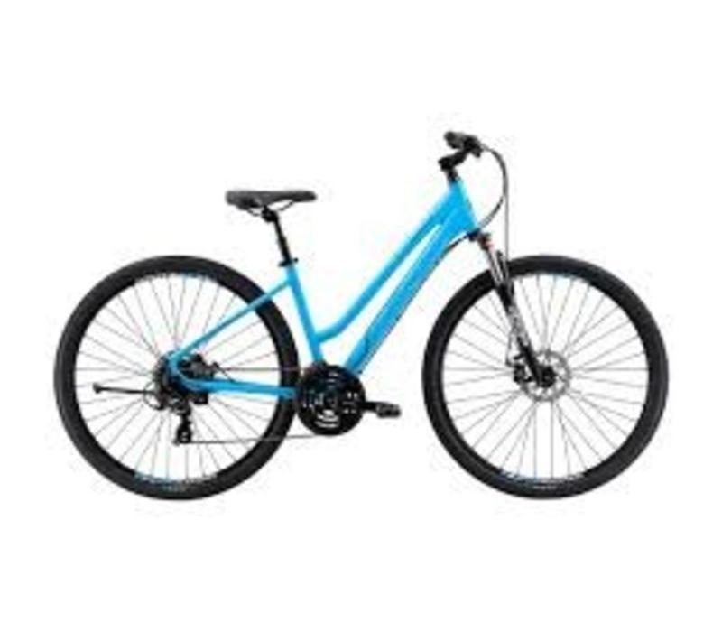 Avanti Discovery 2 Low Bike Blue