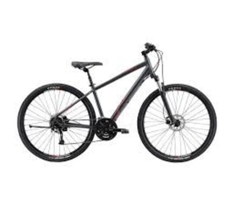 Avanti Discovery 3 Bike Charcoal Grey